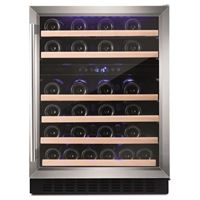 Amica AWC600SSFreestanding/ under counter wine cooler