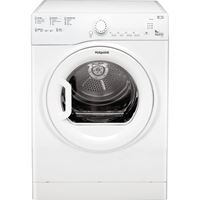 Hotpoint TVFS83CGP.9UKHotpoint Aquarius TVFS 83C GP.9 Tumble Dryer - White