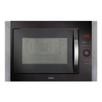 CDA VM451SSBuilt-in microwave oven, grill and convection oven