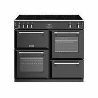 Stoves ST RICH S1000Ei BK / 444444460 Nationwide