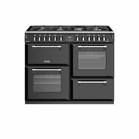 Stoves ST RICH S1100DF BK / 444444466 Ilfracombe