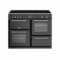 Stoves ST RICH S1100Ei BK / 444444475 Nationwide