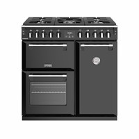 Stoves ST RICH S900DF BK / 444444435 Nationwide