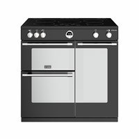 Stoves ST STER S900Ei BK / 444444487 Nationwide
