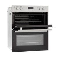 Montpellier MDO70XBUILT UNDER DOUBLE Oven MAIN FAN Oven S/STEEL