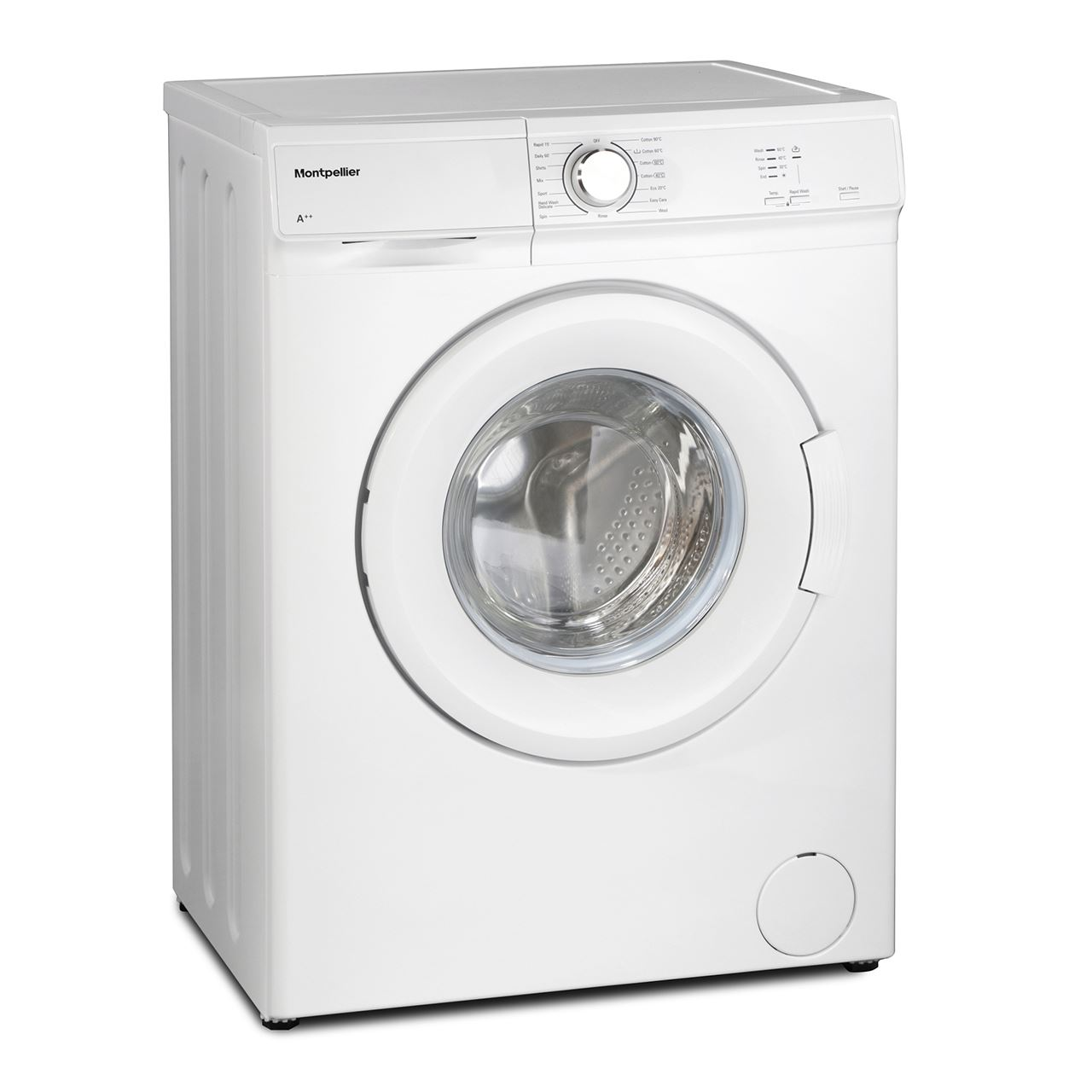 Montpellier Mw5101p 5kg Washing Machine