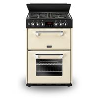 Stoves ST RICH 600DF Crm / 44444472260cm Dual Fuel Cooker