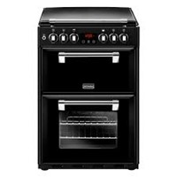 Stoves ST RICH 600DF Blk / 444444723 Bristol