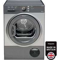 Hotpoint TCFS 83B GG.9 (UK) Boston