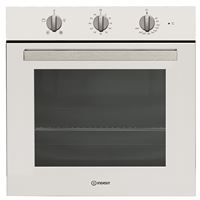 Indesit IFW6330WHUKIndesit Aria IFW 6340 IX UK Electric Single Built-in Oven - Stainless Steel