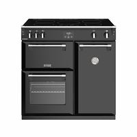 Stoves ST RICH S900Ei BK / 444444445 Boston