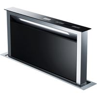 Franke FDW 908 IB XS Stainless Steel/Black Glass Luton