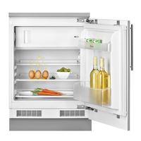 Teka TFI 130 DUnder Counter Fridge with Ice Box