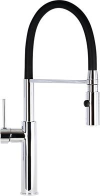 Prima BPR602Prima+ Professional Spray Mixer Tap - Black