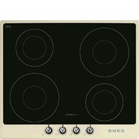 Smeg SI964PM60cm Victoria Induction Hob with cream frame