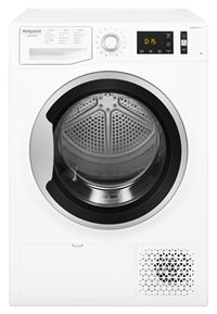 Hotpoint NT M11 92SK UKHotpoint ActiveCare NT M11 92SB Heat Pump Tumble Dryer - White